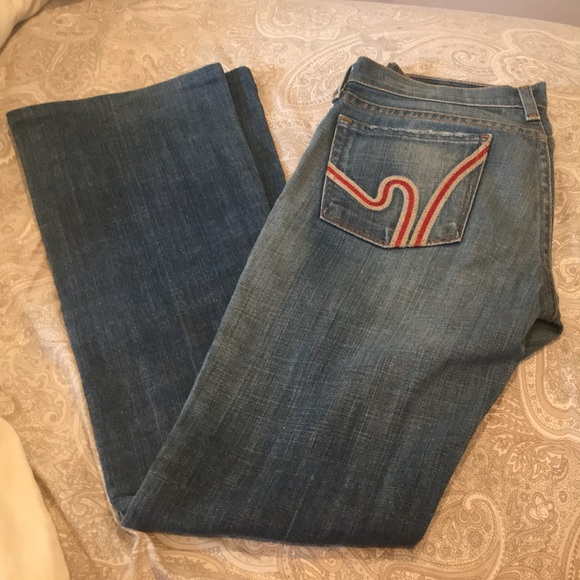 Citizens Of Humanity Denim - Boot cut jeans